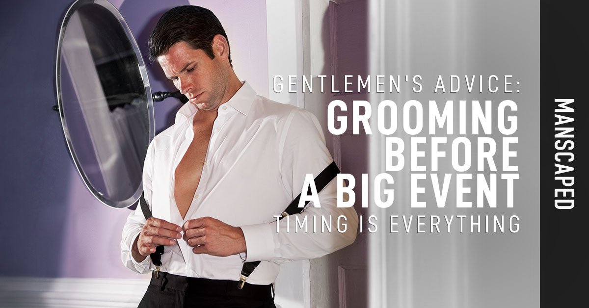 How To Groom Your Ass Hair Like a Gentleman | Manscaped com