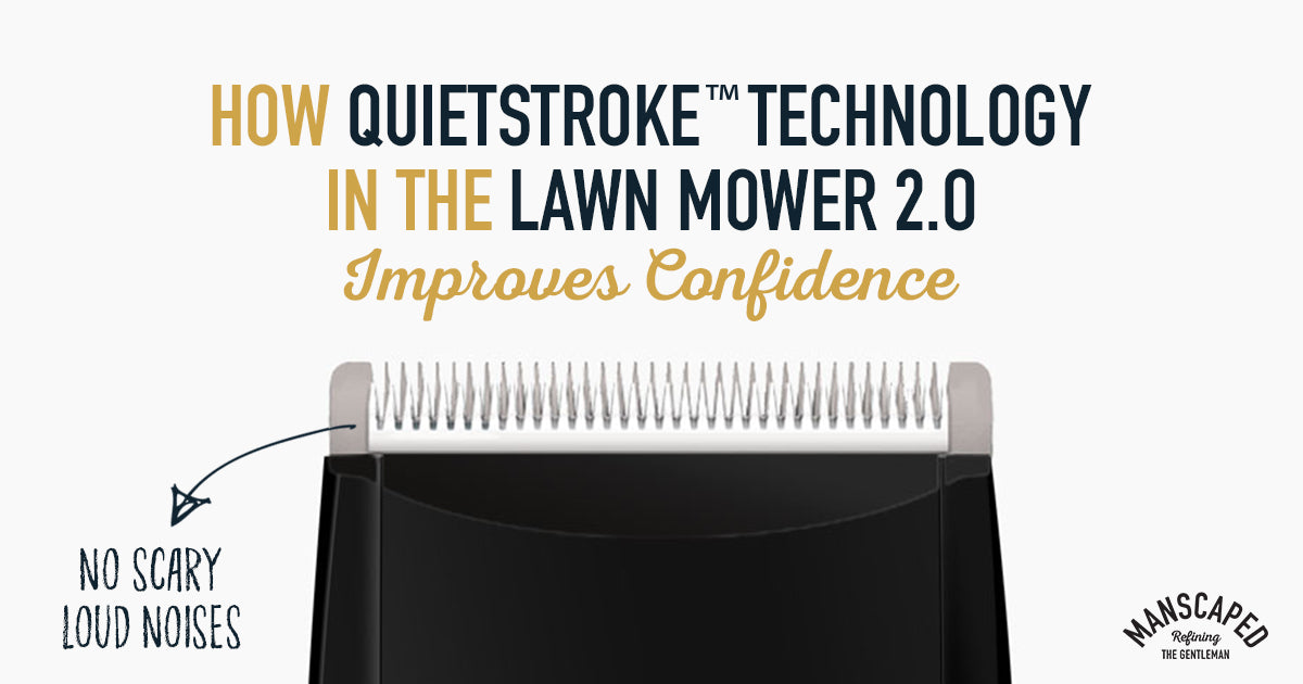How QuietStroke™ Technology in The Lawn Mower 2.0 Improves Confidence