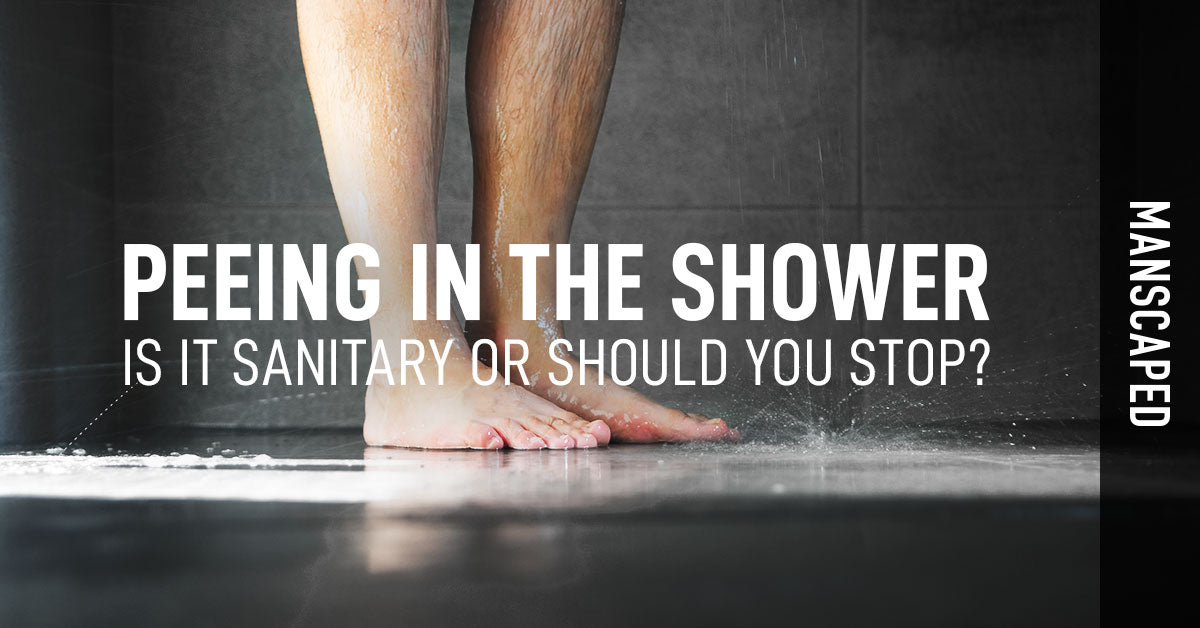 Peeing in the Shower Is It Sanitary or Should You Stop?