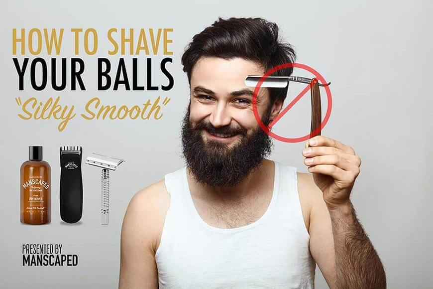 Benefits of shaved balls