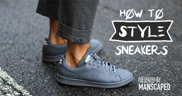 How To Style Sneakers