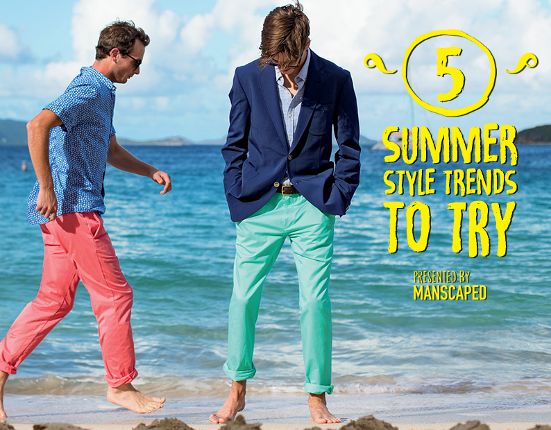 5 Summer Style Trends to Try