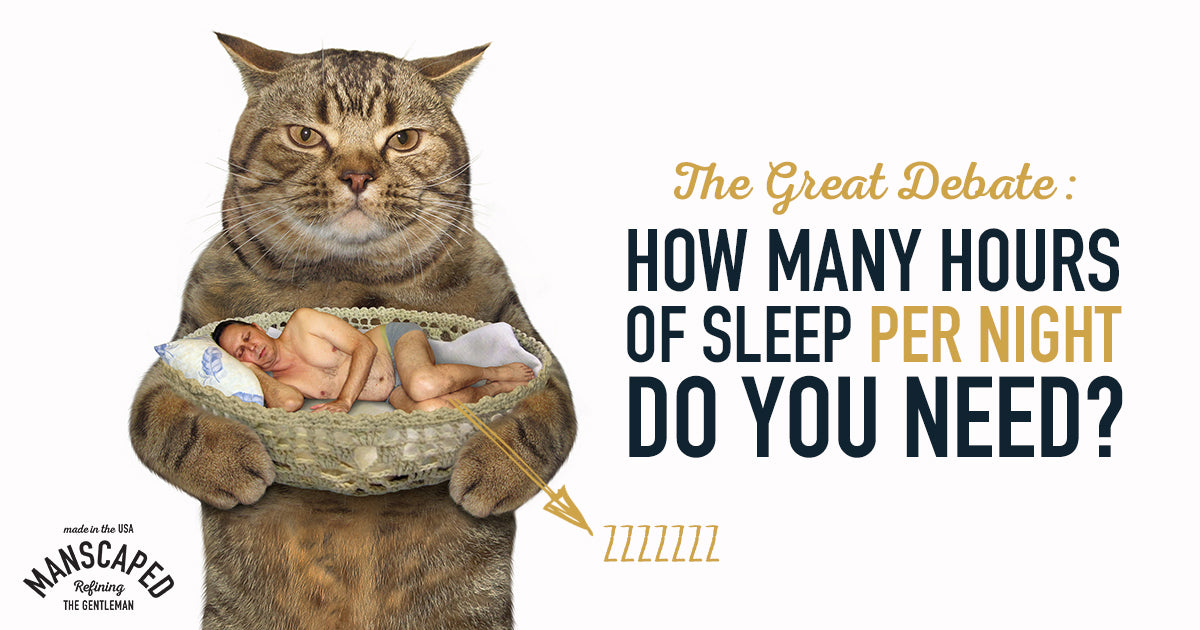 The Great Debate: How Many Hours of Sleep Per Night Do You Need?