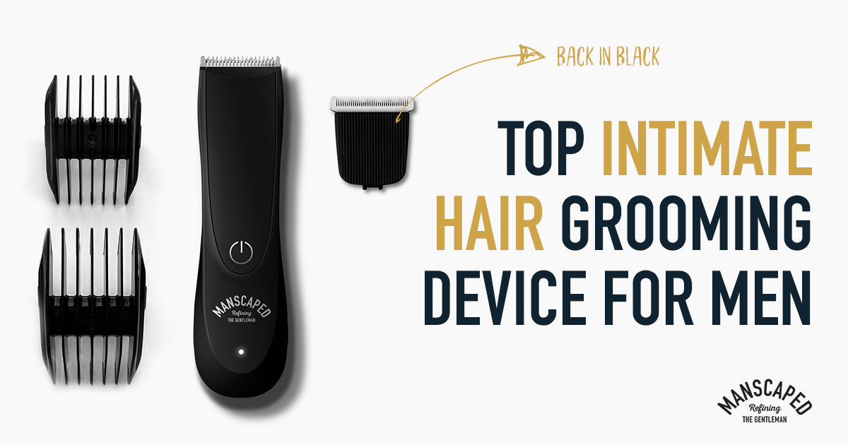 Top Intimate Hair Grooming Device for Men