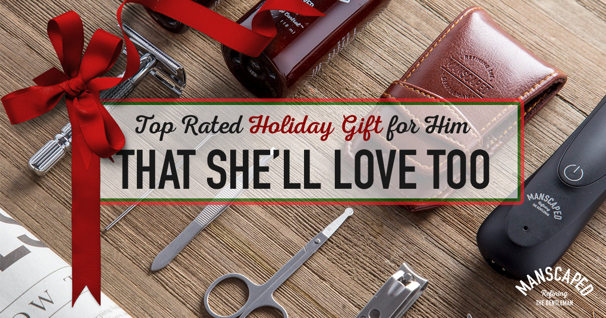 Top Rated Holiday Gift for Him That She'll Love Too