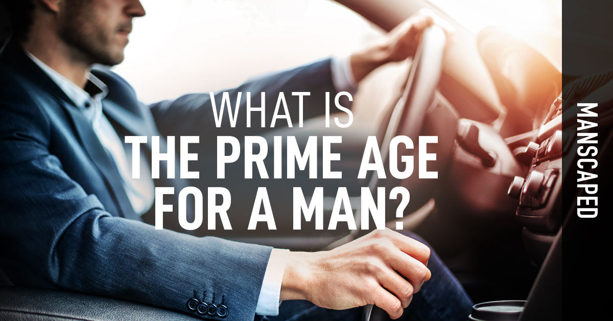 What Is the Prime Age for a Man?