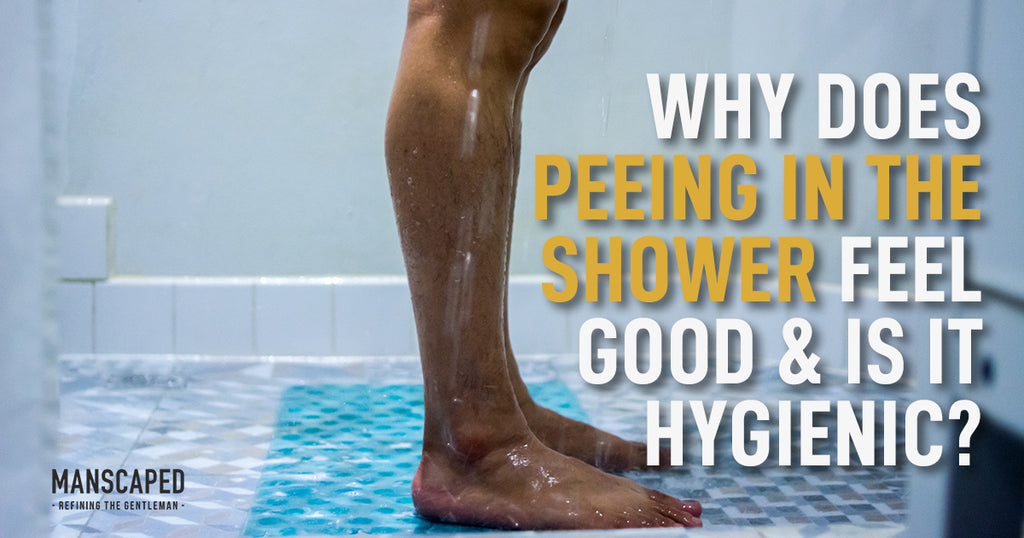 Why Does Peeing In The Shower Feel Good And Is It Hygienic -2603