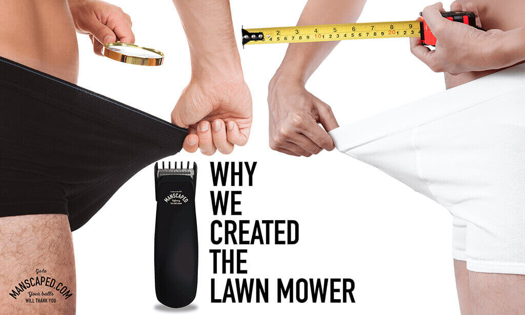 Why We Created The Lawn Mower