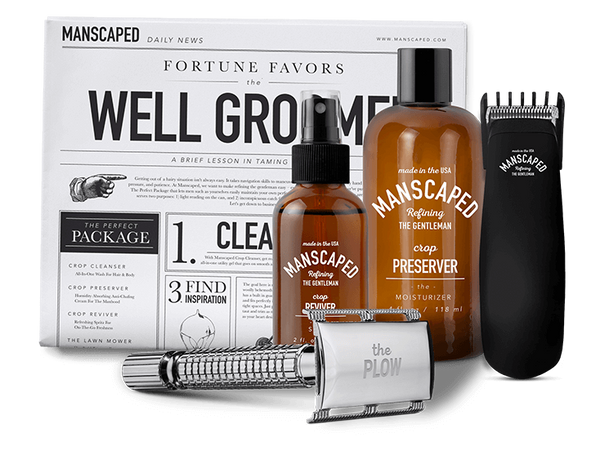 Best Manscaping Products for Men