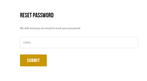 Reset Password On MANSCAPED Account