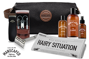 best manscaping kit online