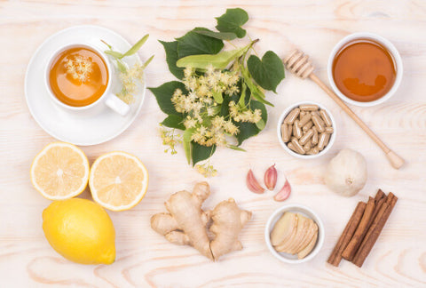 Array Of Home Remedies