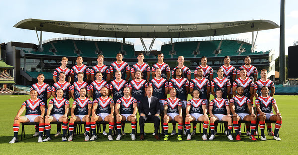 Sydney Roosters team photo