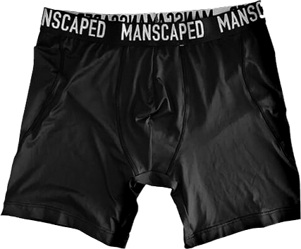 The MANSCAPED Boxers