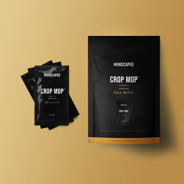Crop Mop wipes