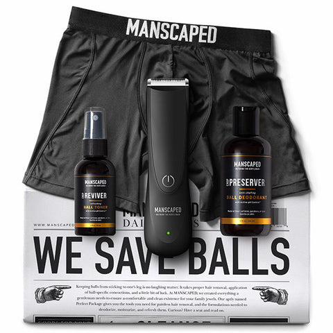 MANSCAPED Perfect Package