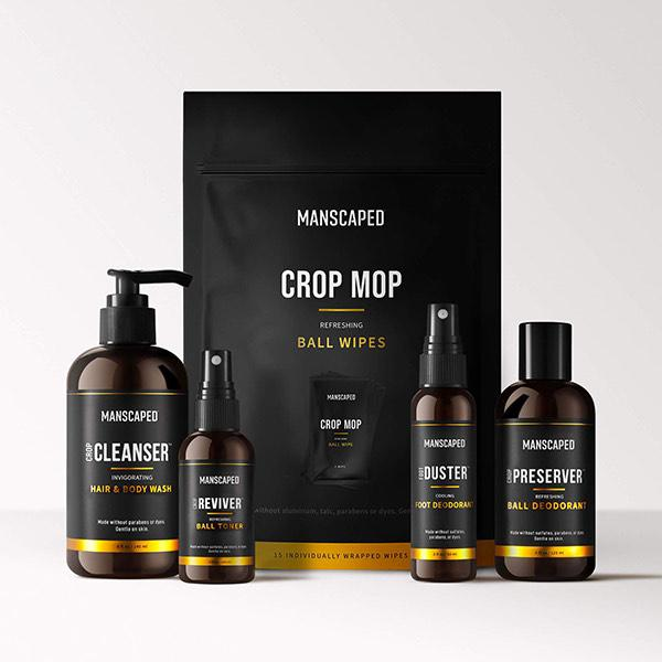 The MANSCAPED Crop Care Kit