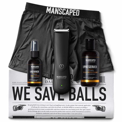 The Manscaped Perfect Package 3.0