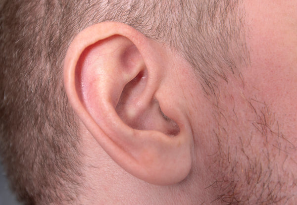 A Man's Right Ear
