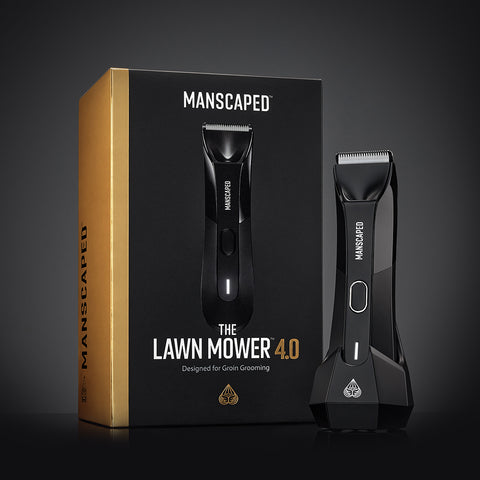The Lawn Mower 4.0 And It's Package