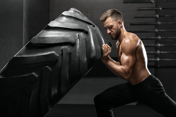 how much muscle can you gain in one month