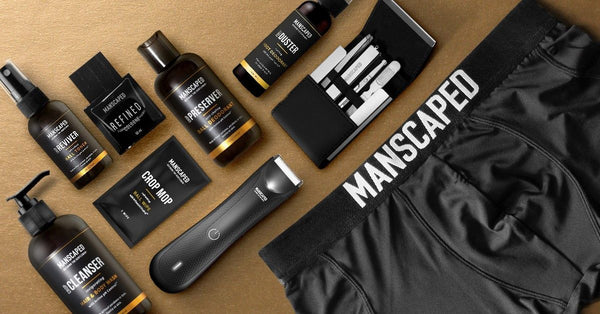 The Full MANSCAPED Product Line