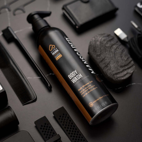 manscaped body wash