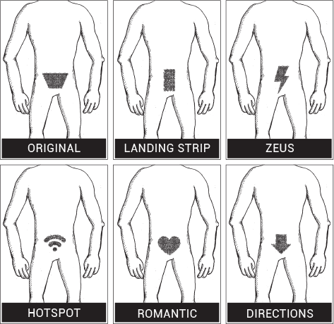 Shaving Pubic Hair Styles Waxing Men's Groin Hair Vs Shaving Men's Pubic Hair  Manscaped