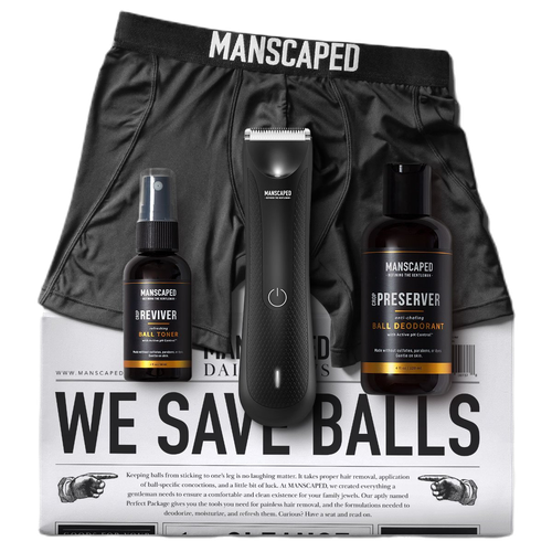 MANSCAPED Perfect Package 3.0