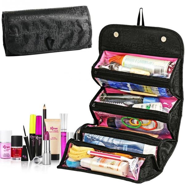 Roll N Go Cosmetic Bag