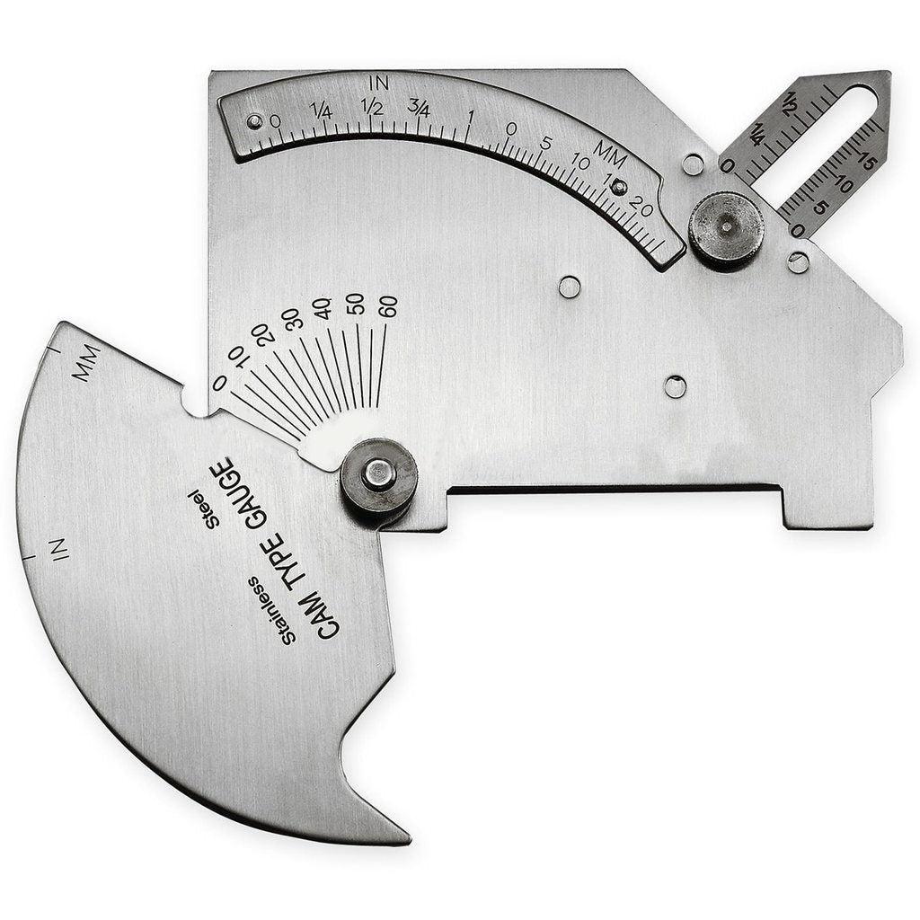 Welding Inspection Ruler Weld Gauge