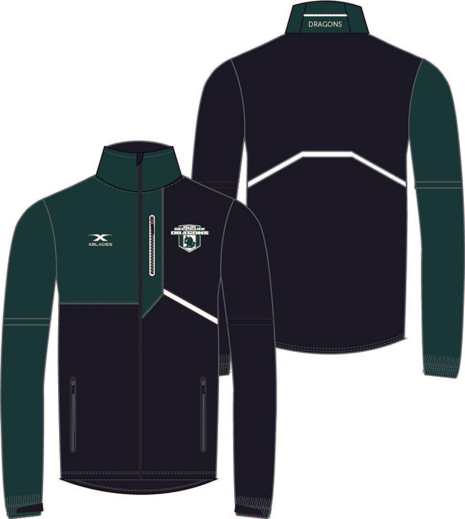 Bell Park Dragons Wet Weather Jacket 19
