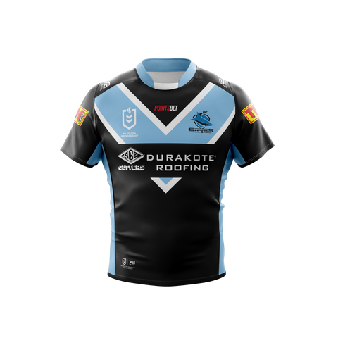 Cronulla Replica Alternate Jersey 19