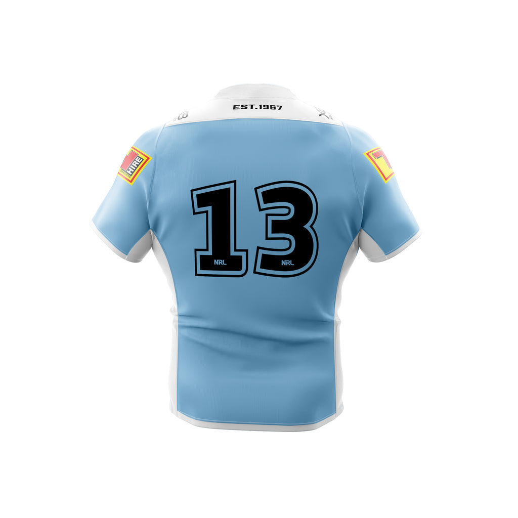 Cronulla Replica Paul Gallen Jersey 19