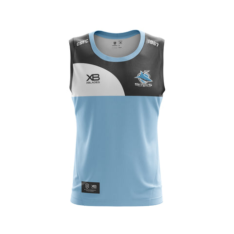 Cronulla Training Singlet 19