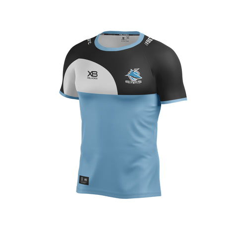 Cronulla Training Tee 19