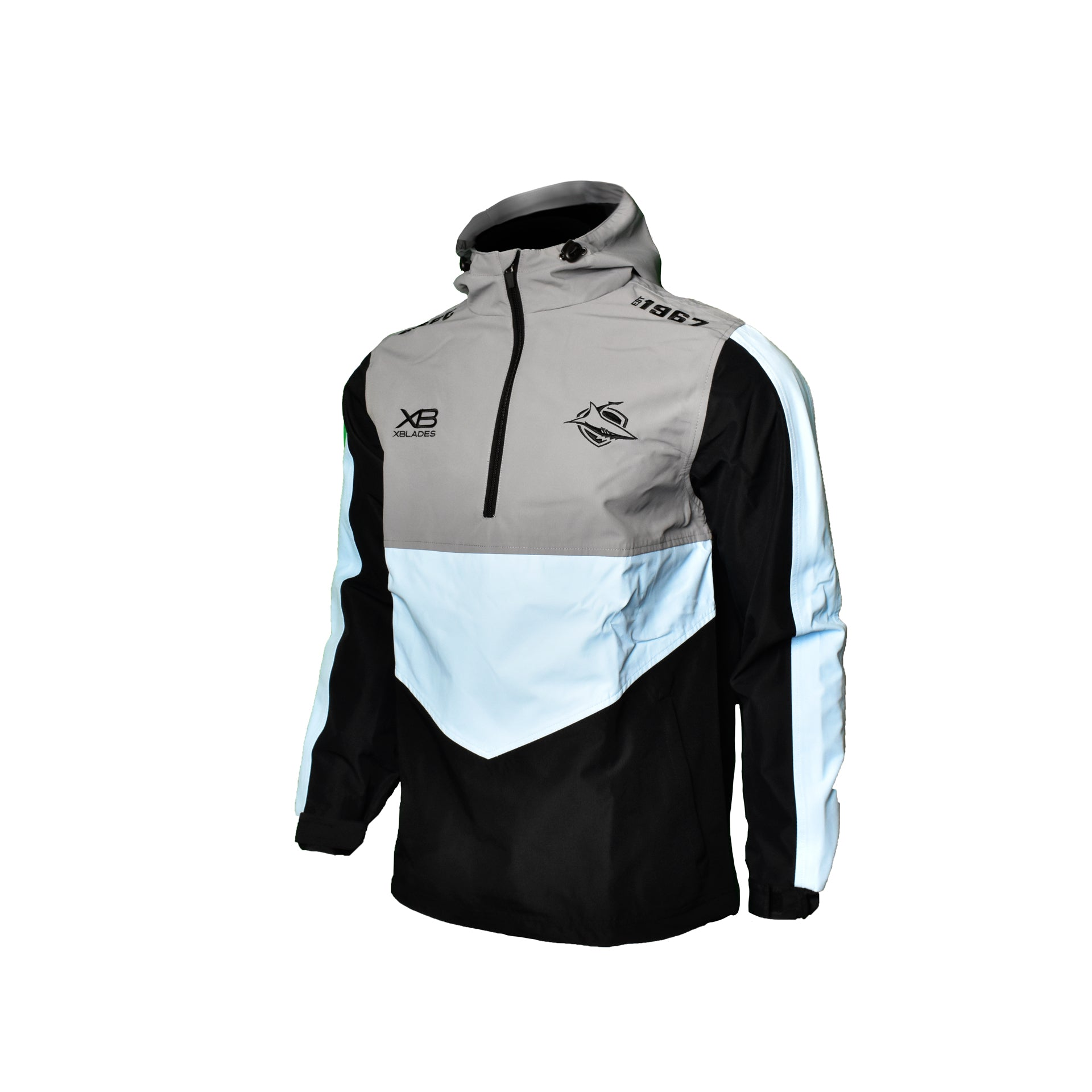 Cronulla Wet Weather Jacket 19