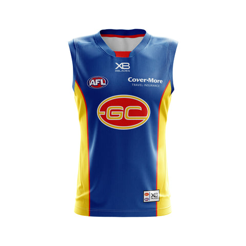 Gold Coast Suns Replica Clash Guernsey 19