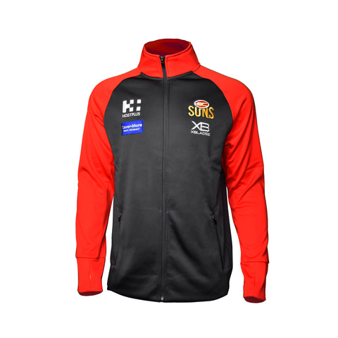 Gold Coast Suns Travel Jacket 19