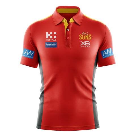 Gold Coast Suns Media Polo 19