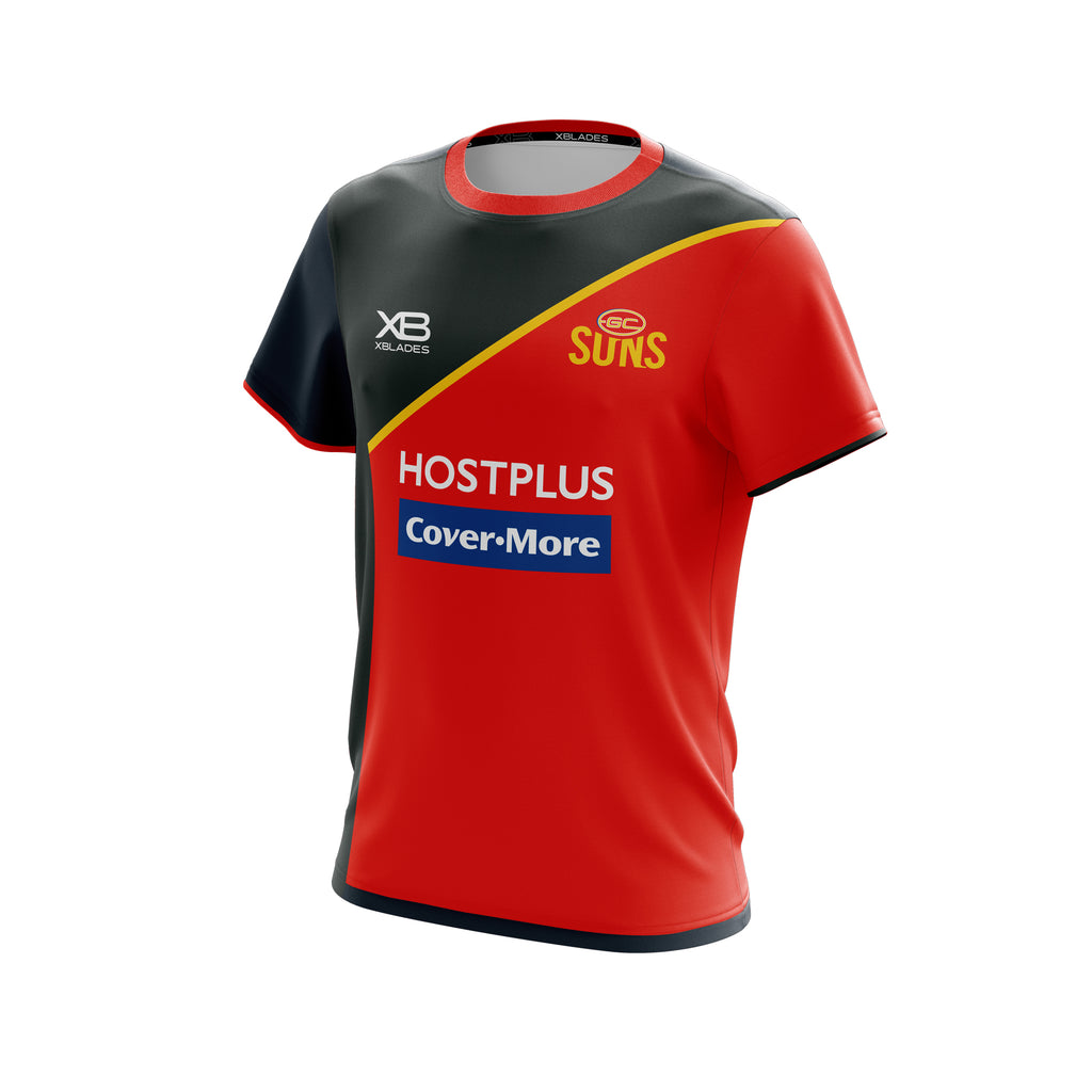 Gold Coast Suns Training Tee 19
