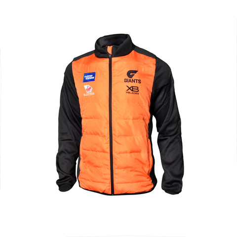 GWS Giants Hard Shell Jacket 19