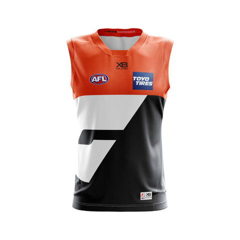 GWS Giants Replica Home Guernsey 19