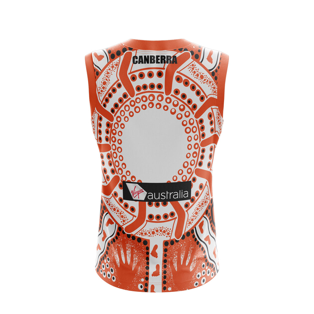 GWS Giants Replica Indigenous Guernsey 19