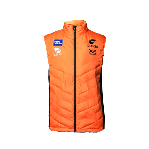 GWS Giants Puffer Vest 19