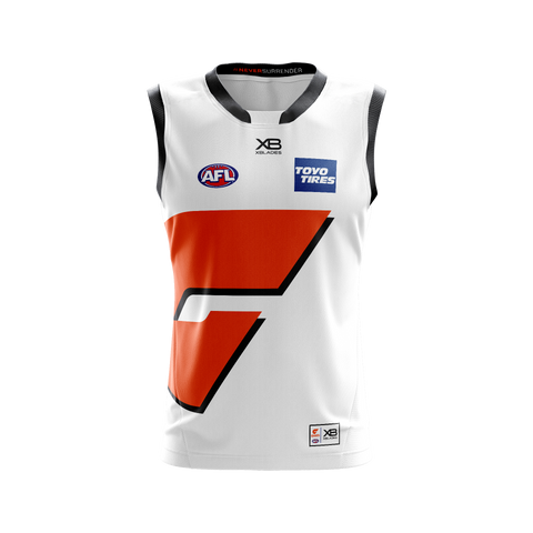 GWS Giants Replica Clash Guernsey 20