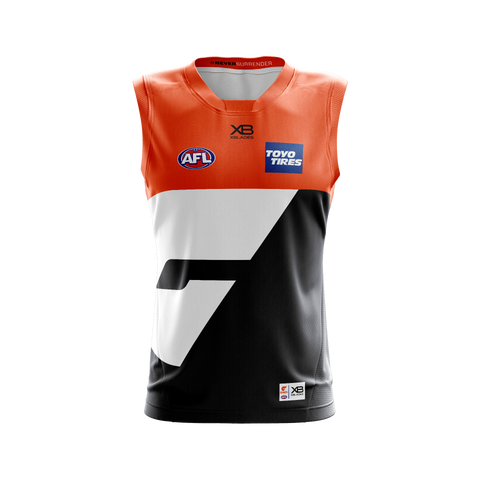 GWS Giants Replica Home Guernsey 20