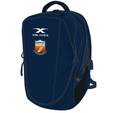 Maribyrnong Sports Academy Legend Backpack