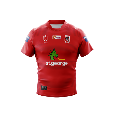 St George Illawarra Dragons Replica Away Jersey 20