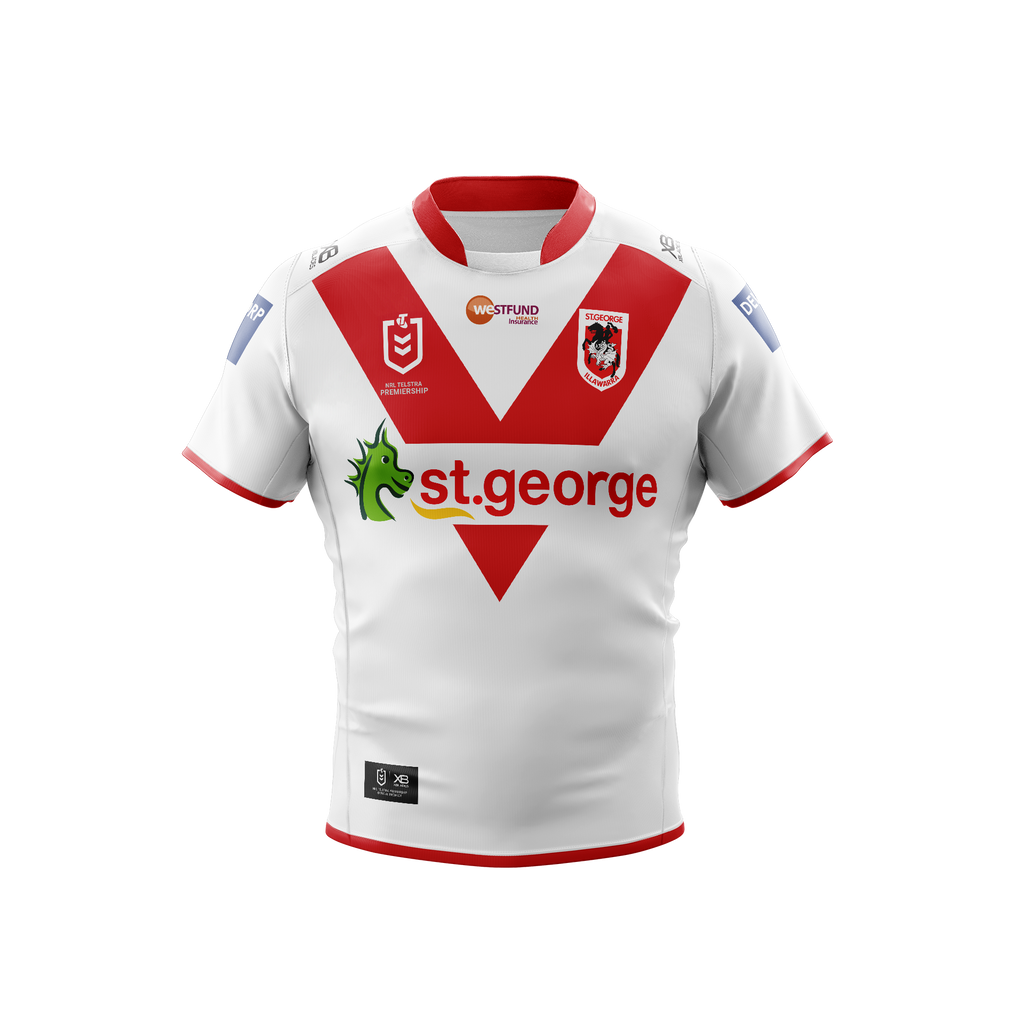 St George Illawarra Dragons Replica Home Jersey 20